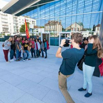 Rentrée des étudiants internationaux